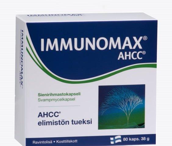 Immunomax AHCC 80a
